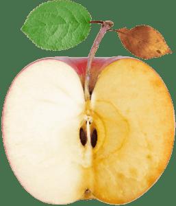 林檎の酸化