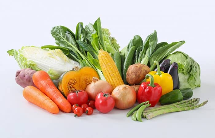 いろいろな野菜