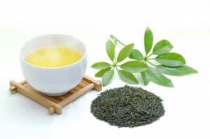 ポリフェノール豊富な緑茶
