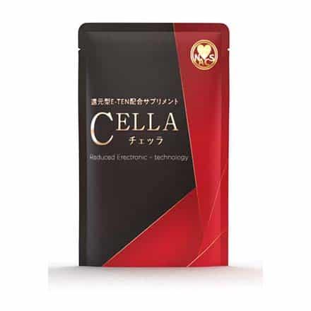 ビタミンCを配合したサプリメント CELLA(チェッラ)