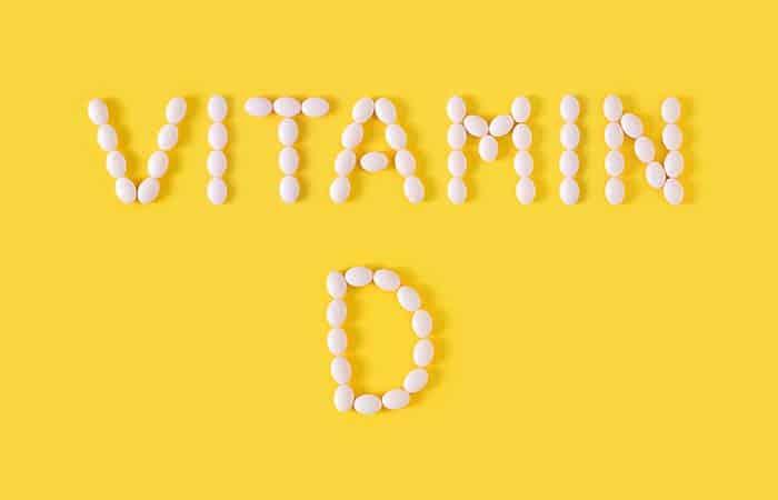ビタミンDのサプリメント