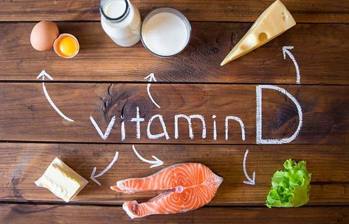 ビタミンDが含まれている食品