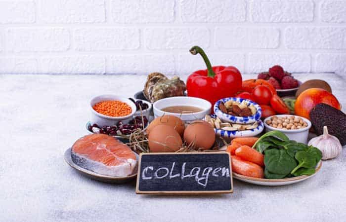 コラーゲンが豊富な食品