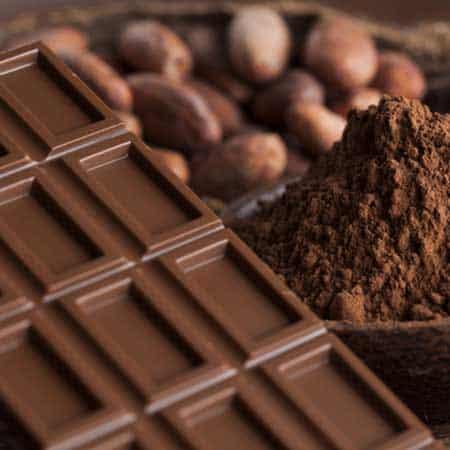 カカオとチョコレート