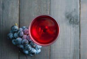 ポリフェノール豊富なワイン