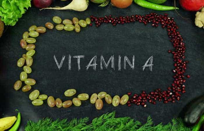 ビタミンAが豊富な食品