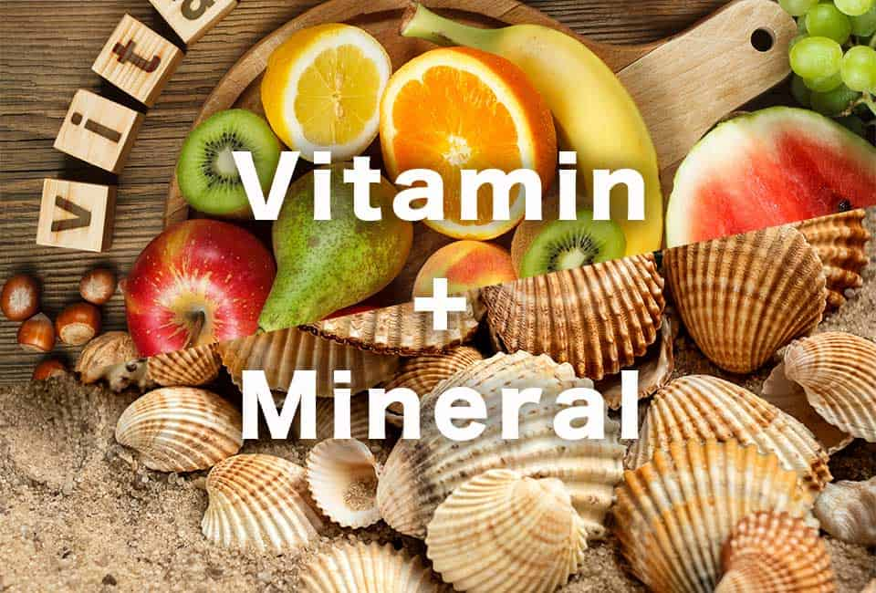 マルチビタミンとマルチミネラルを同時摂取する重要性