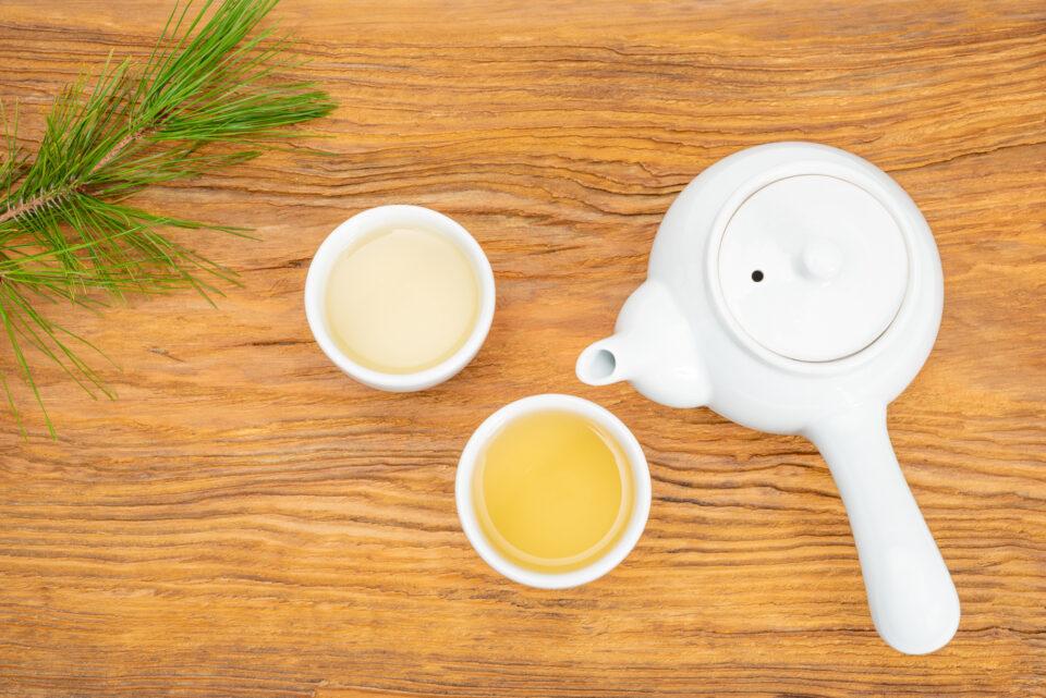 松葉及び松葉茶の主成分と効果について