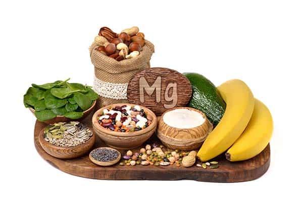 マグネシウムが豊富な食材
